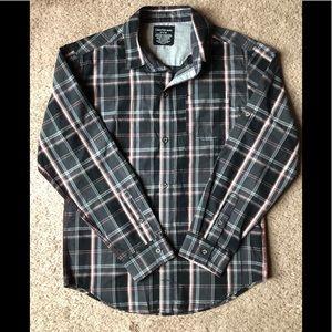 Boys Calvin Klein shirt